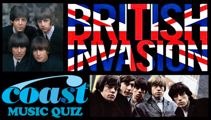 The British Invasion Music Quiz
