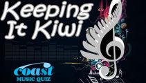 Keeping It Kiwi Music Quiz