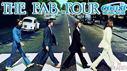 The Fab Four Music Quiz