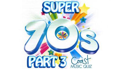 Super 70's (Part 3) Music Quiz