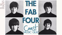 The Fab Four (Part 2) Music Quiz