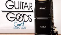 Guitar Gods Music Quiz