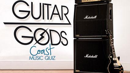Guitar Gods Music Quiz