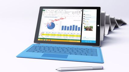 Surface Pro 3 (supplied)
