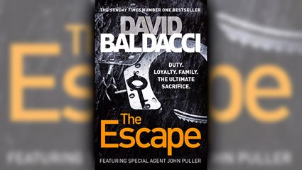 Stephanie Jones: Book Review - The Escape by David Baldacci