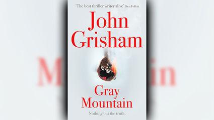 Stephanie Jones: Book Review - Gray Mountain by John Grisham