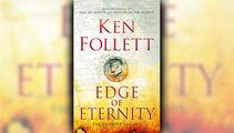Stephanie Jones: Book Review - Edge of Eternity by Ken Follett
