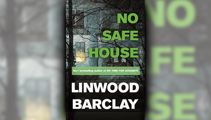 Stephanie Jones: Book Review - No Safe House by Linwood Barclay