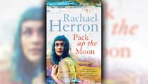 Stephanie Jones: Book Review - Pack Up the Moon by Rachael Herron