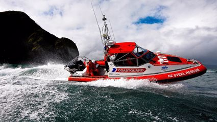 Coastguard urges boaties to get summer-ready this Labour Weekend