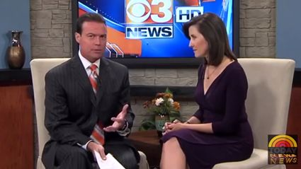 US News Anchor Tells Viewers He Has Months To Live
