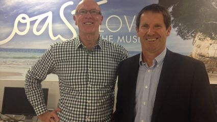 Robbie Deans catches up with Brian Kelly