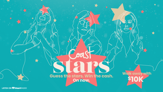 Coast Stars is back! Be in to WIN $10,000!