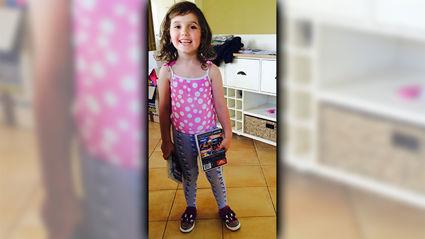 A Five Year Old's Fashion Sense