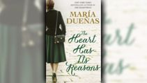 Stephanie Jones: Book Review - The Heart Has Its Reasons by Maria Dueñas