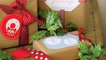 Jackie Gower - Super speedy Christmas gifts