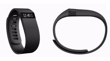 Fitbit Charge (supplied)