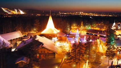 Anne Van Dyke - Christmas Travel: Lapland