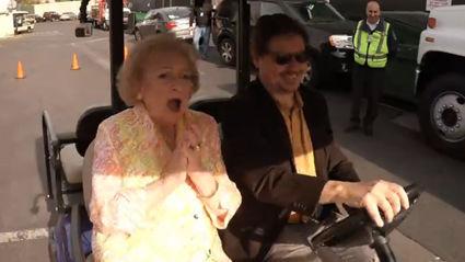 Betty White's Surprise 93rd Birthday Flash Mob