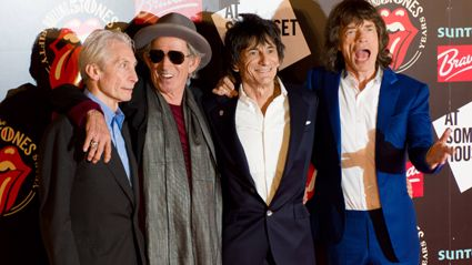 Rolling Stones Thank New Zealand Fans