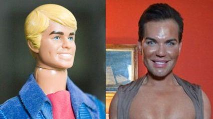The Living Ken Doll