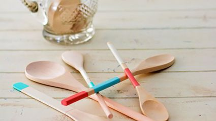 Craft: Make Your Own Painted Spoons