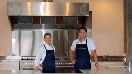 BK finds out about the Akaroa Cooking School