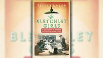 Stephanie Jones: Book Review - The Bletchley Girls by Tessa Dunlop