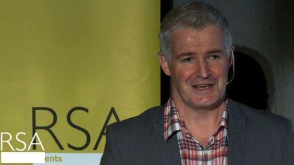 Author Matthew Johnstone talks to Brian Kelly