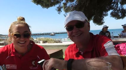 Murray's Visit To Rottnest Island
