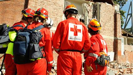 It's Red Cross Appeal Week