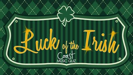 The Luck Of The Irish Music Quiz