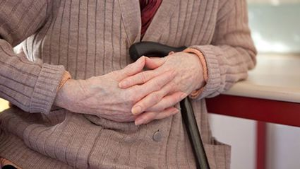 Elderly to be cautious of salespeople