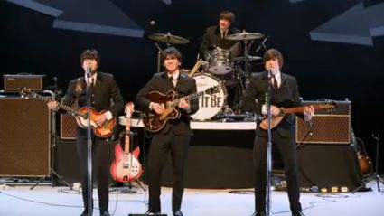 'Let It Be' Cast Performs Beatles Tracks