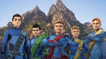 Thunderbirds Are Go As TV Series Returns With A Makeover After 50 Years!