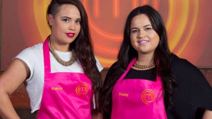 BK talks to MasterChef winner Kasey Bird about their new book, 'For The Love Of'