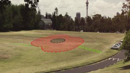 BK talks to Tony McNeight about The Giant Poppy Project