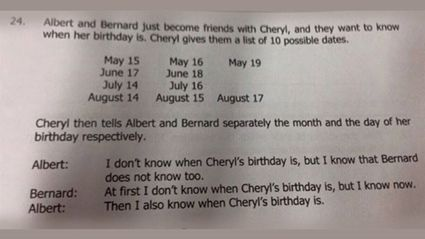 Challenging School Maths Problem Goes Viral