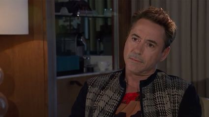 Robert Downey Jr. Walks Out Of An Interview