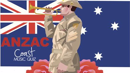 ANZAC (Part 2) Music Quiz