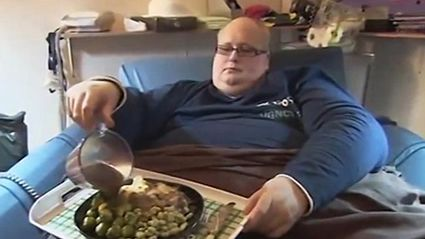 Former 'World's Fattest Man' Has Lost 285kgs