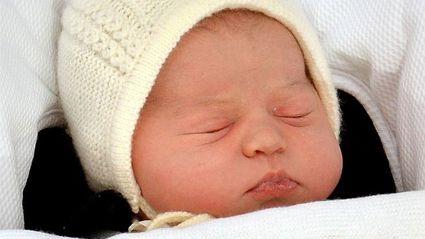 Meet Princess Charlotte Elizabeth Diana