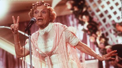 'Wedding Singer's' rapping granny, Ellen Albertini Dow, has died at 101