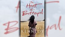 Stephanie Jones: Book Review - The Heat of Betrayal by Douglas Kennedy