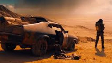 The New Mad Max Trailer