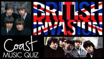 The British Invasion (Part 2) Music Quiz