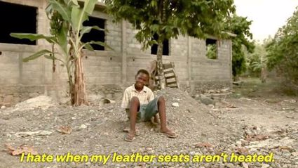 The Third World's Take on First World Problems