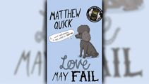 Stephanie Jones: Book Review - Love May Fail by Matthew Quick