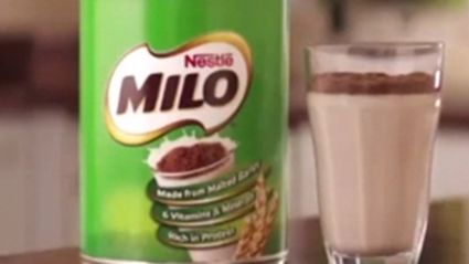 Outrage over Milo recipe change