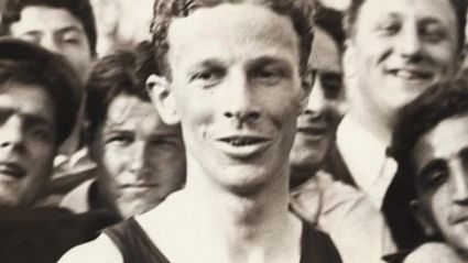 80 Years Ago: Jack Lovelock Wins the Mile of the Century